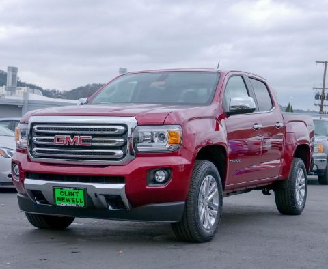 New 2018 GMC Canyon  4WD