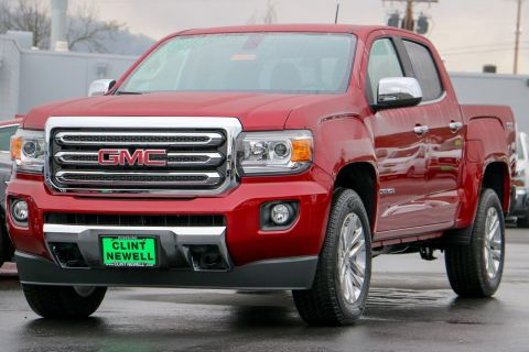 New 2018 GMC Canyon 4WD SLT 4WD