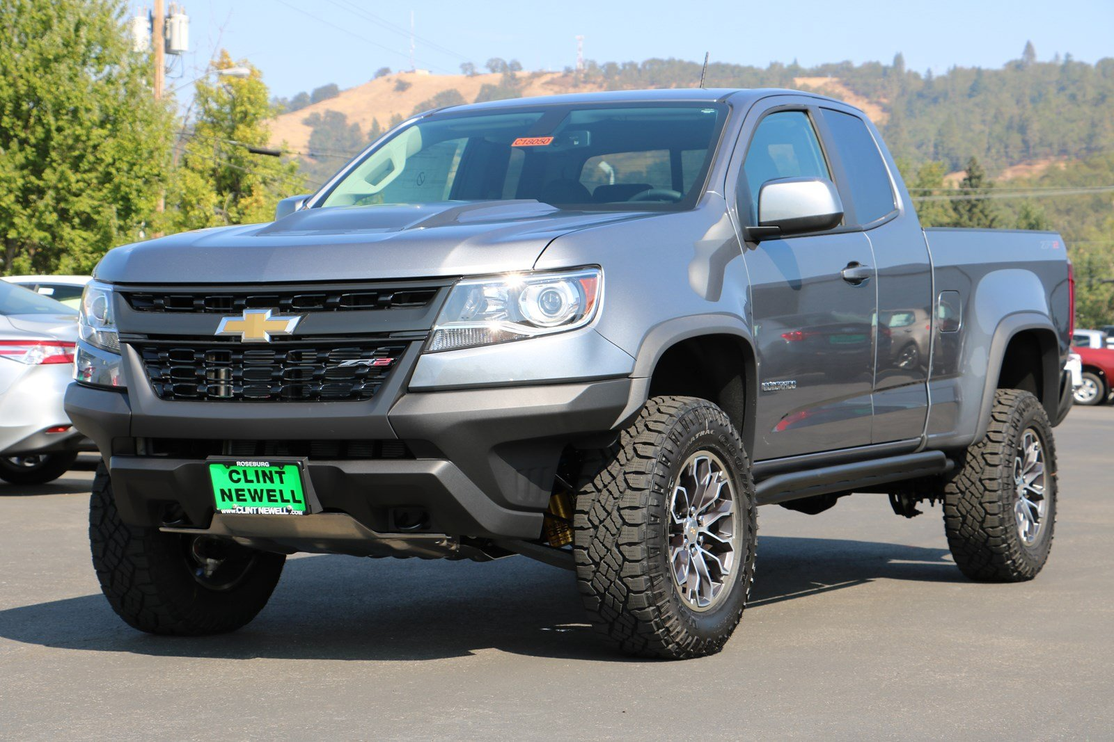 New 2018 Chevrolet Colorado 4WD ZR2 Extended Cab Pickup in ...
